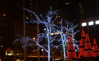 NYC Christmas Lights